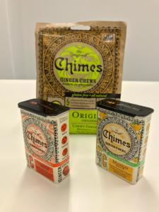 chimes 袋 缶