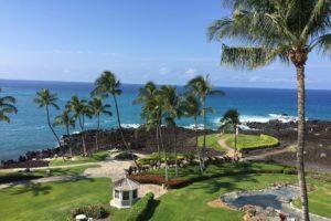 ハワイ島 ワイコロアビレッジ ヒルトン