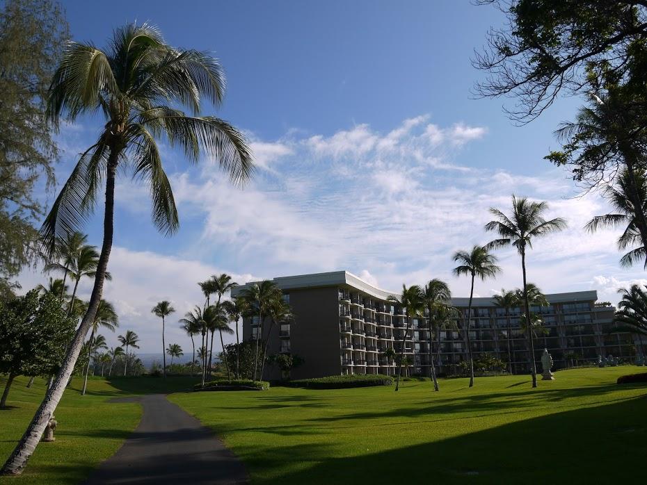 ハワイ島 ヒルトン ワイコロアビレッジ